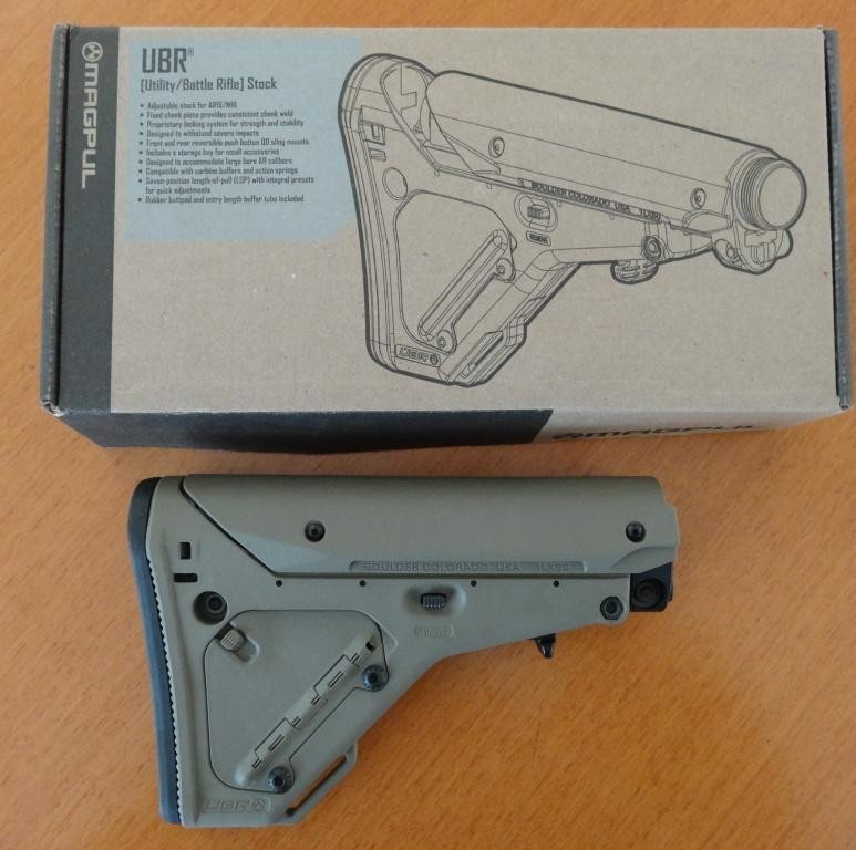 Magpul UBR Hinterschaft für AR15/Flat Dark Earth