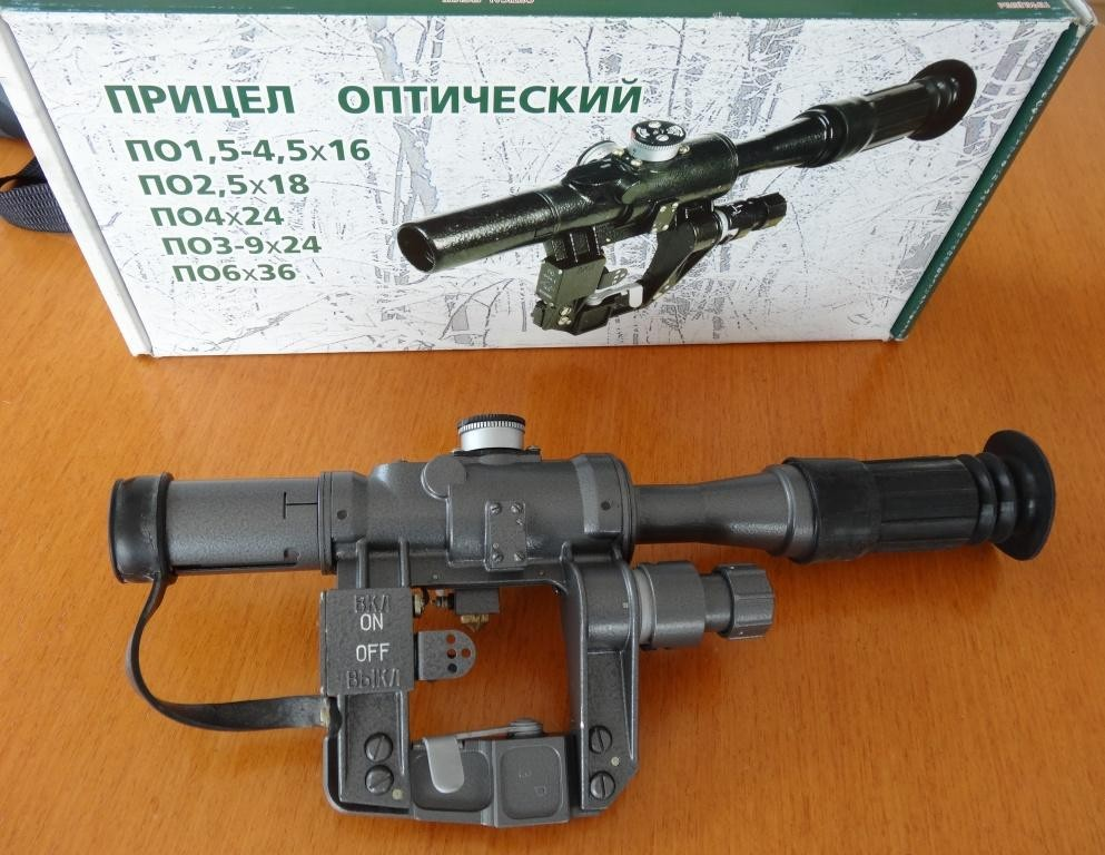PSO- ZF-Scope 4 x 24